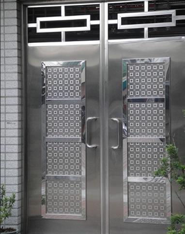 高雄 不鏽鋼鐵門