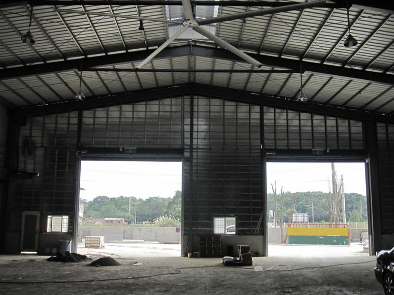 高雄蓋鋼構廠房