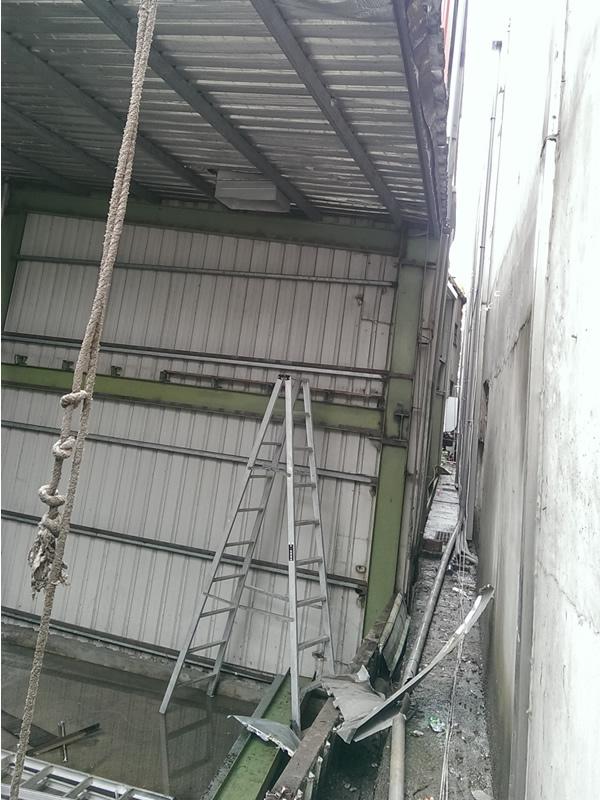 高雄鐵皮屋漏水問題處理