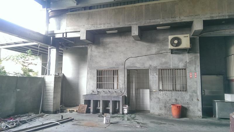 高雄鐵皮屋工廠